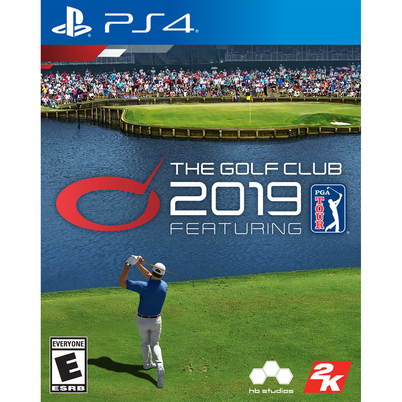 The Golf Club 2019 PGA Tour, 2K, PlayStation 4, 710425574795