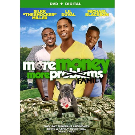 More Money, More Family (DVD) (Dvd Movies To Buy)