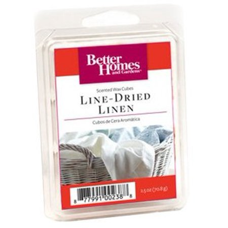 Better Homes and Gardens Line Dried Linen Wax Melt - image 1 de 1