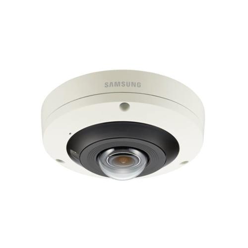 Samsung Network IR Vandal Indoor Fisheye Dome Camera, 9 M...