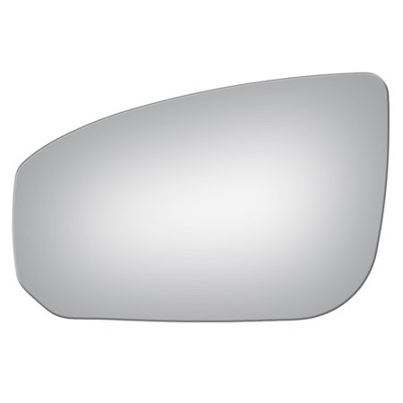 - Burco 4223 Driver Side Power Replacement Mirror Glass for 2008 Nissan Maxima