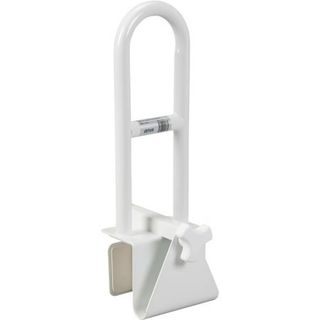 Drive Medical Parallel Bathtub Grab Bar Safety Rail