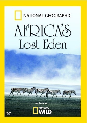 National Geographic: Africa's Lost Eden (DVD) by National Geographic