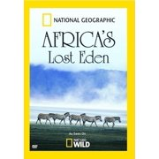 National Geographic: Africa's Lost Eden ( (DVD)) by
