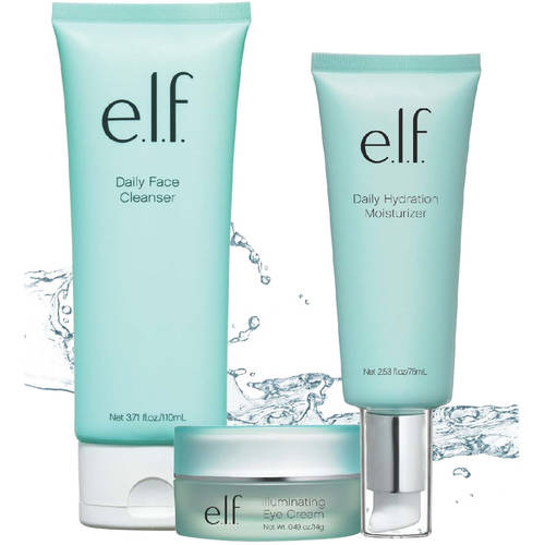 e.l.f. Hello, Hydration Starter Set, 1.0 KIT