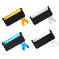 Anauto Flash Diffuser, Camera Diffuser,Mcoplus 4 Colors Cameras Flash Diffuser for Sony Camera A6000/A6500/A6300