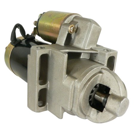 DB Electrical SDR0031-M Mini Starter For Chevy 305 350 454 SBC BBC & Mercruiser 4.3 4.3L 5.7 5.7L Stern Drive, Volvo Penta 50-806964A2, 50-806964A3, 50-806964A4, 50-807907, 50-812428A3, 50-812604A2 Stern Drive Steering Systems