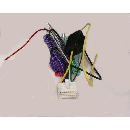 clarion wire harness nx604 nx605 nx700 nz500 nz501 nz503 vx401 vx404 vx709  vz400 vz401 - walmart com
