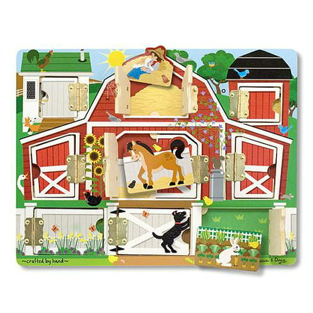 Melissa & Doug - Hide and Seek Farm - image 1 de 1