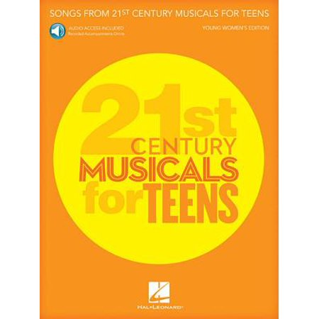 Silver Young Line - Songs from 21st Century Musicals for Teens: Young Women's Edition : Book with Recorded Accompaniments Online