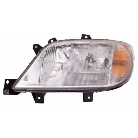 Go-Parts » 2003 - 2006 Dodge Sprinter 2500 Front Headlight Headlamp  Assembly Front Housing / Lens / Cover - Left (Driver) Side 5124529AA  CH2502173