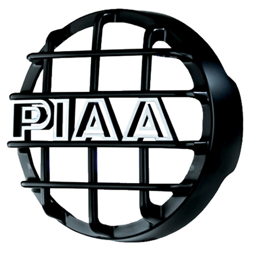 PIAA 45400 PIAA 540 Series Black Mesh Guard  with PIAA Logo