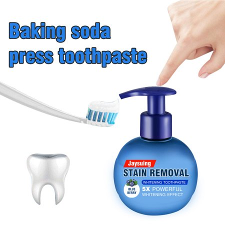 Stain Removal Whitening Toothpaste Fight Bleeding Gums