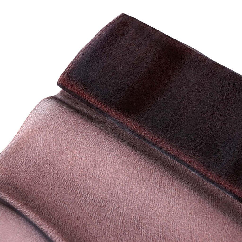 BalsaCircle 54-Inch x 10 yards Chiffon Fabric by the Bolt - Wedding Favors Supplies Sewing Craft