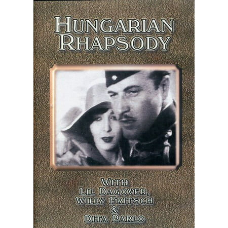 Hungarian Rhapsody (DVD) (Schwarz Classic)