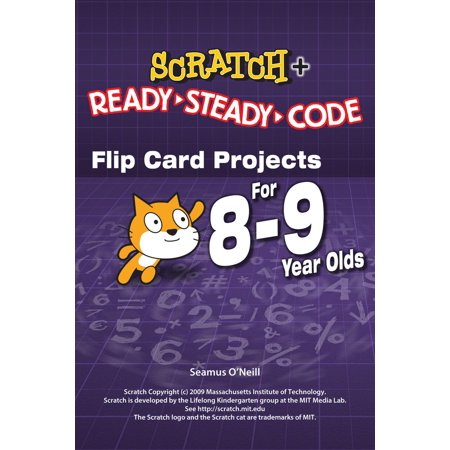 Halloween Projects 3 Year Olds (SCRATCH Projects for 8-9 year olds: Scratch Short and Easy with Ready-Steady-Code -)