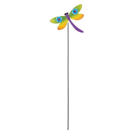 Regal Art  and  Gift 12196 - Purple Dragonfly Garden Stake