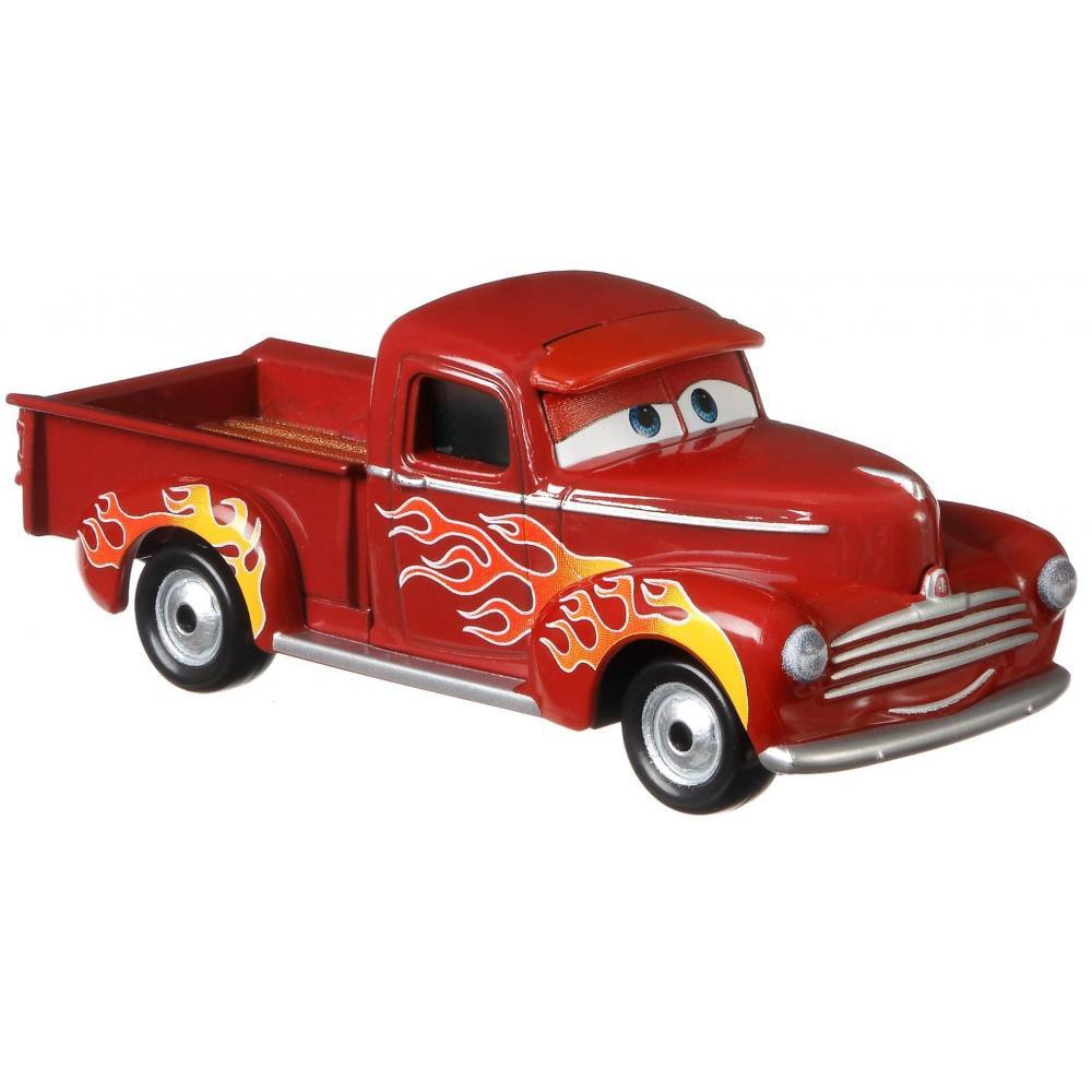 Disney Pixar Cars Hot Rod Smokey Die Cast Character Vehicle