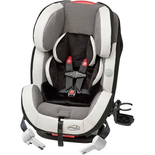 Evenflo - Symphony 65 e3 All-In-One Convertible Car Seat, Levi