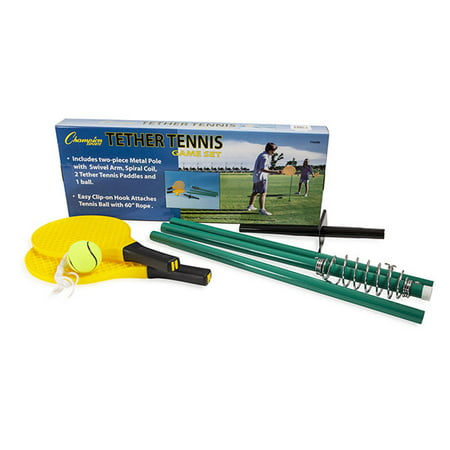 Tether Tennis Game Set (Tennis For Newbies)