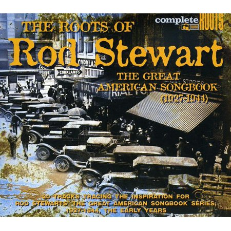 The Roots Of Rod Stewart's Great American Songbook, Vol. 1 (Rod Stewart The Great American Songbook Dvd)