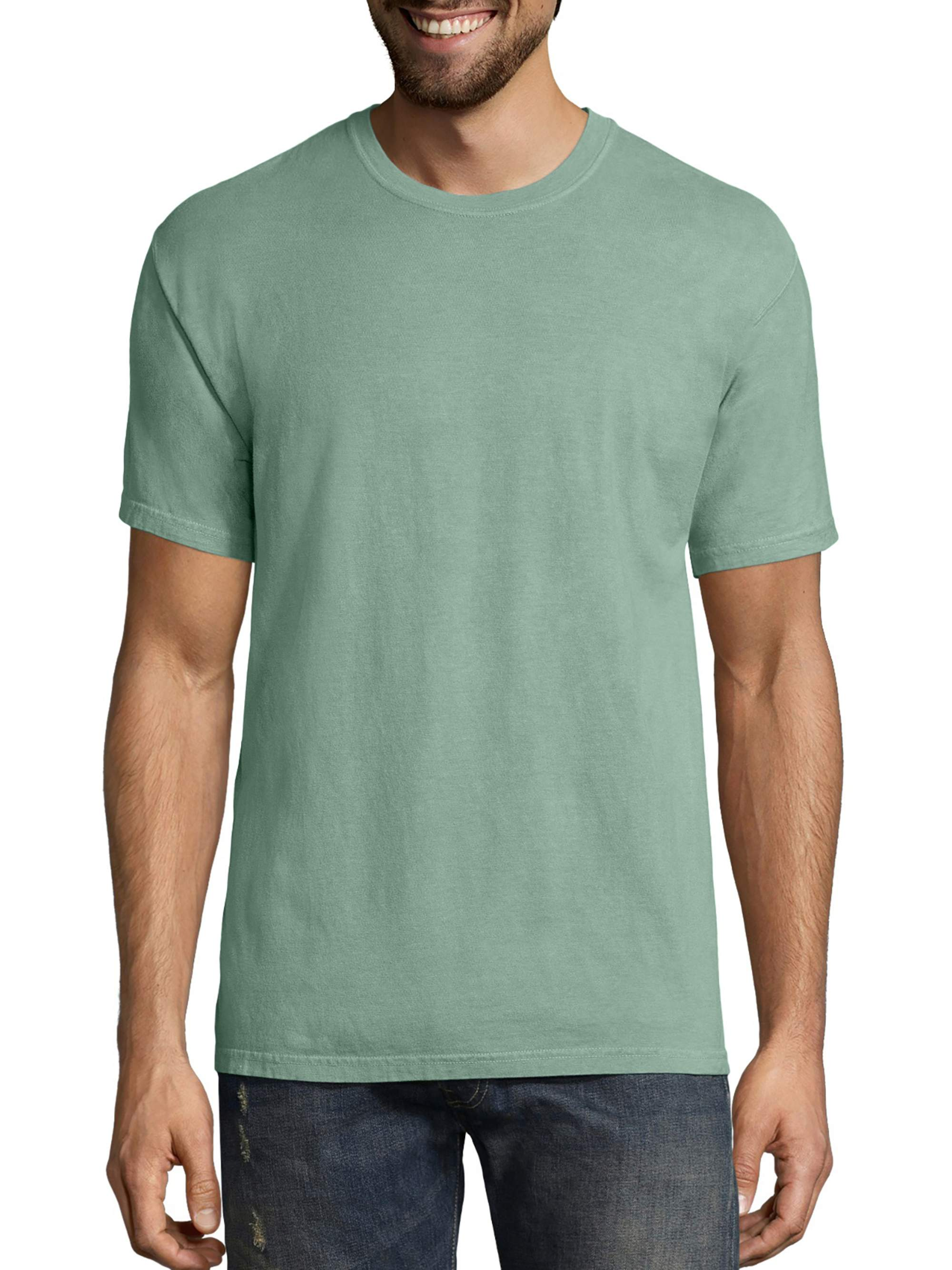 Big Men's ComfortWash Garment Dyed Short Sleeve Tee