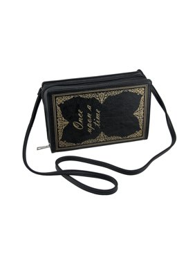 dcc50e8e53 Product Image Once Upon a Time Storybook Look Structured Cross Body Purse