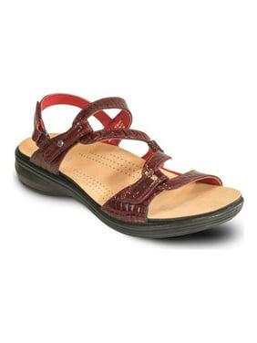 women's revere comfort shoes miami strappy sandal