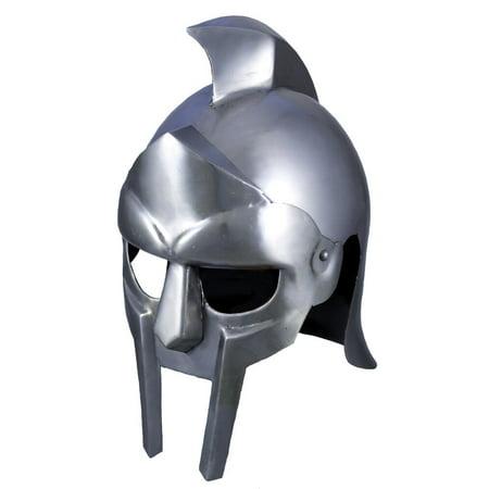 GLADIATOR ARENA HELMET - Medieval Costume - ROMAN ARMOR