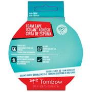 """Tombow Double Sided Foam Tape, .47"""" x 6.5'"""