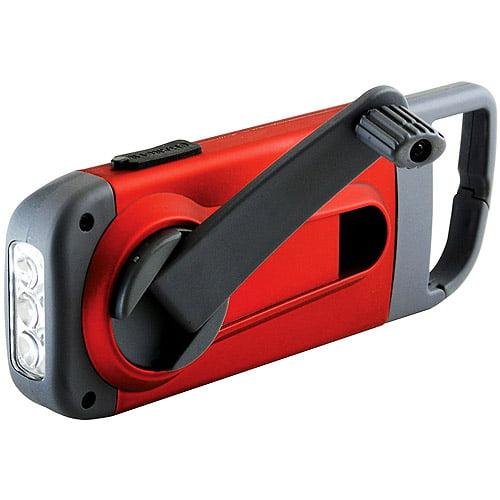 Eton Hand-Crank LED Flashlight