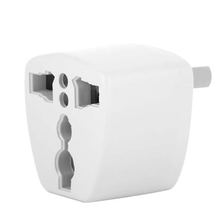 Travel Converter,Ymiko Universal Power Plug Travel Converter Adapter Converting from EU / UK / AU to