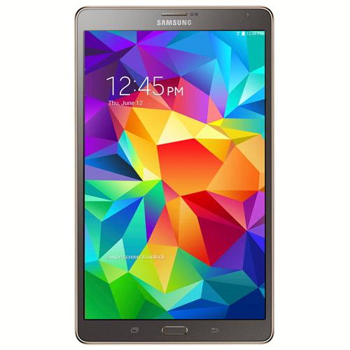 "Samsung Galaxy Tab S 8.4"" Tablet 16GB Memory"