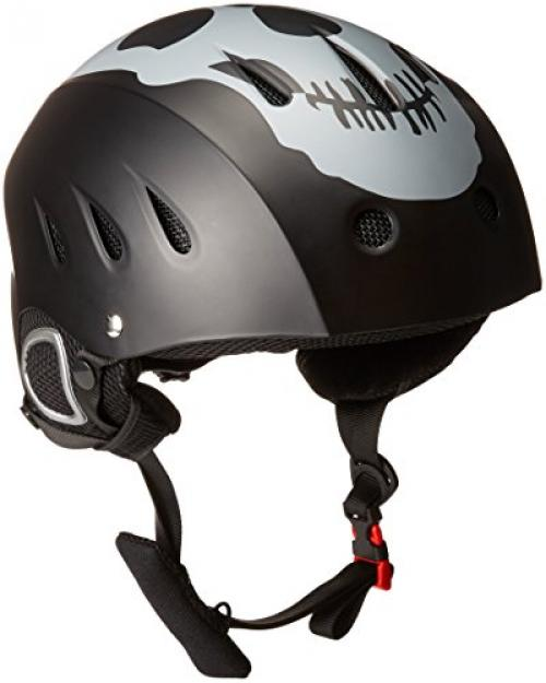 Lucky Bums Snow Sports Helmet, Skull , Small by Lucky Bums