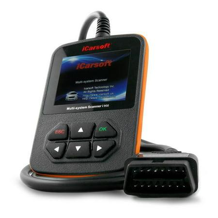 iCarsoft i900 Multi-system Scanner for GM +