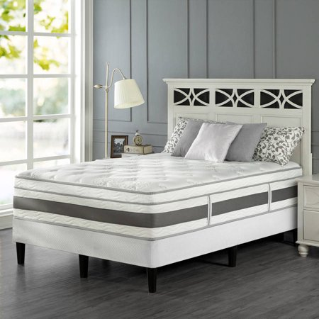 Spa Sensations  Memory Foam And Spring Hybrid Mattress Reviews