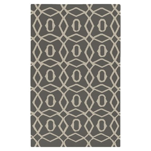 Surya Frontier Dove Gray Area Rug