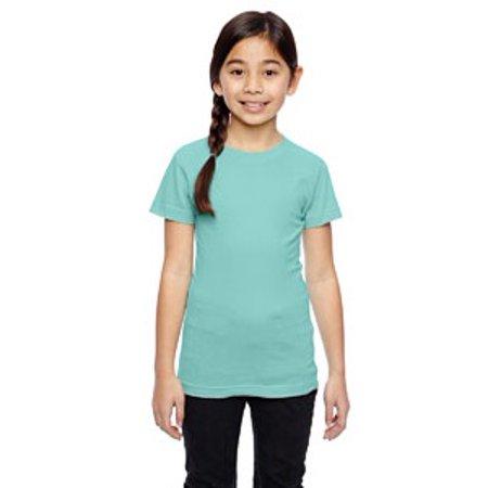 - LAT Girls' Fine Jersey T-Shirt