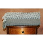 Amrapur Overseas Inc. Mosaic Throw Blanket (Set of 2)