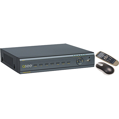 Q-See QT428-5 8-Channel Digital Video Recorder