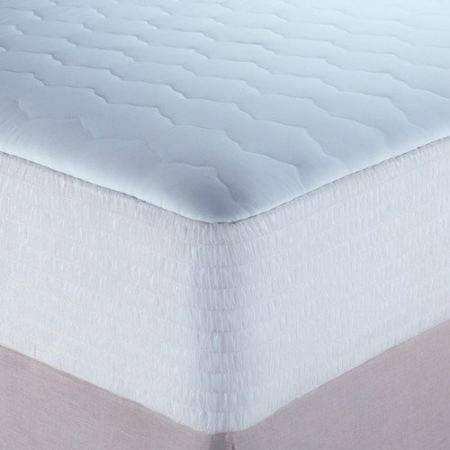 beautyrest ultra comfort cotton mattress protector. Black Bedroom Furniture Sets. Home Design Ideas