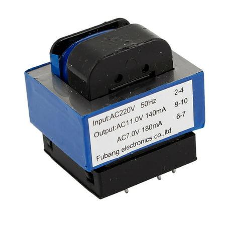 Microwave Oven Transformer Voltage Changer  220V to 11V/7V