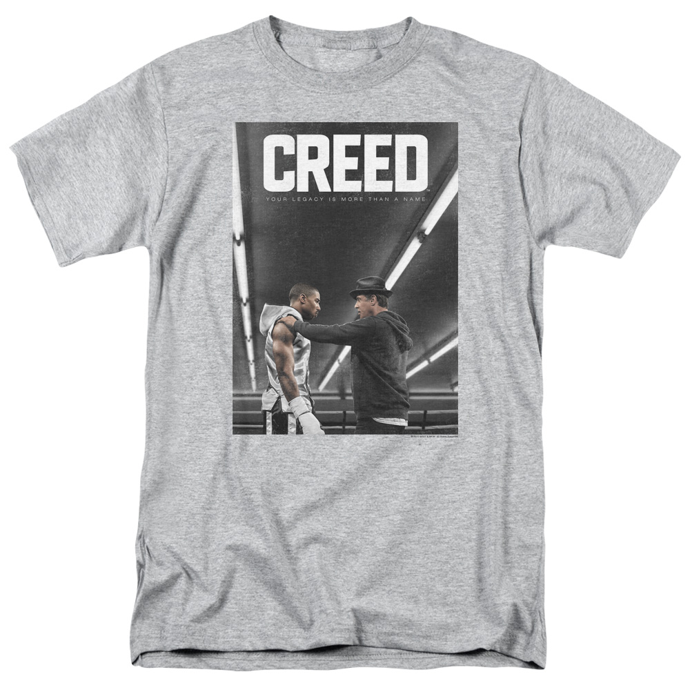Creed/Poster   S/S Adult 18/1   Heather      Mgm259