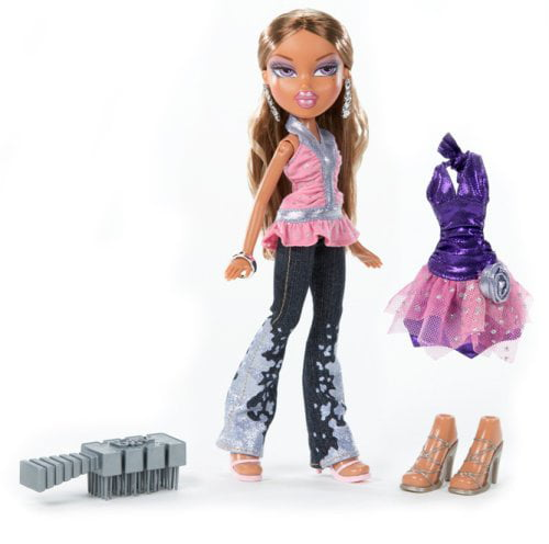 Bratz Passion for Fashion Yasmin Doll by MGA