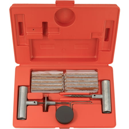 (Tooluxe 50002L 35-Piece Universal Tire Repair Kit)