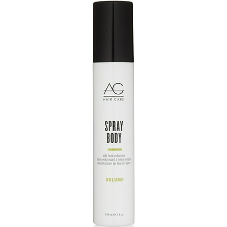 Spray, Body Soft-Hold Volumizer By Ag Hair Cosmetics - 5 Oz Hair (Cricket Volumizer)