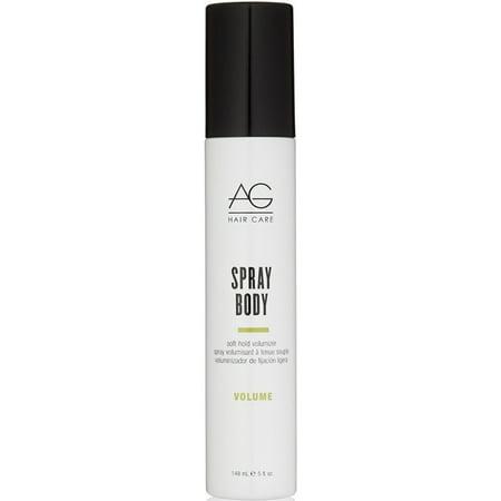 Spray, Body Soft-Hold Volumizer By Ag Hair Cosmetics - 5 Oz Hair Spray