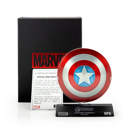 Marvel's The Avengers Captain America Shield 1:6 Scale Prop Replica (4