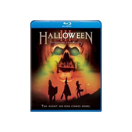 Halloween III: Season of the Witch (Blu-ray)](The Vaults Halloween 2017)
