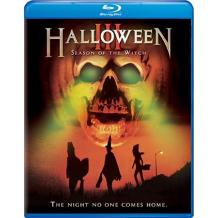 Halloween III: Season of the Witch (Blu-ray)](Halloween 3 3d Release Date)